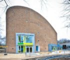 Mid-Century Church Transformed into a Fun, Daylit Kindergarten in Münster