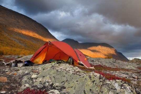 tent, leave no trace, camping, laponia