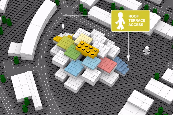BIG Unveils Plans for Denmarks New LEGO House Museum – Lego House Floor Plan