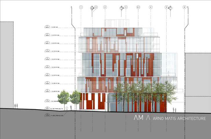 Vertical Forest Building In Vancouver Features An