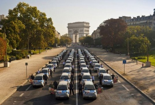 France, Indianapolis, car sharing, electric vehicles, electric cars, EV car sharing, alternative transportation, collaborative consumption, sharing economy