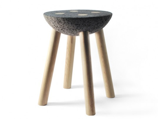 Panoramica, green design, sustainable design, industrial design, green furniture, green interiors, sustainable furniture, icff, new york design week, international contemporary furniture fair, Cooperativa Panoramica, mexican designers, materiality, stool