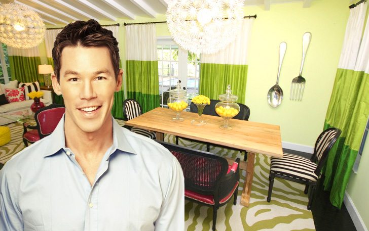 HGTVu0027s David Bromstad Shares 5 Tips On How To Take Your Tiny Apartment From  Poky Pad To Super Suite