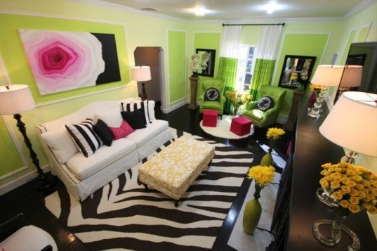 Hgtv David Bromstad Nyc Apartment Design Interior Tips