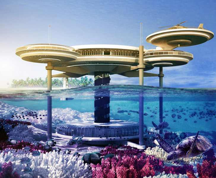 Underwater Hotel Gets Green Light To Be Constructed In The