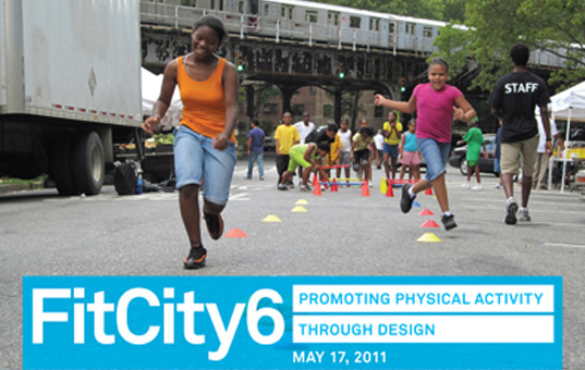 active design, fit city 8, fit city, pedestrian design, designing for pedestrians, urban design, American Institute of Architects New York Chapter, AIANY, in partnership with the New York City Department of Health and Mental Hygiene, nyc design for health, design for health