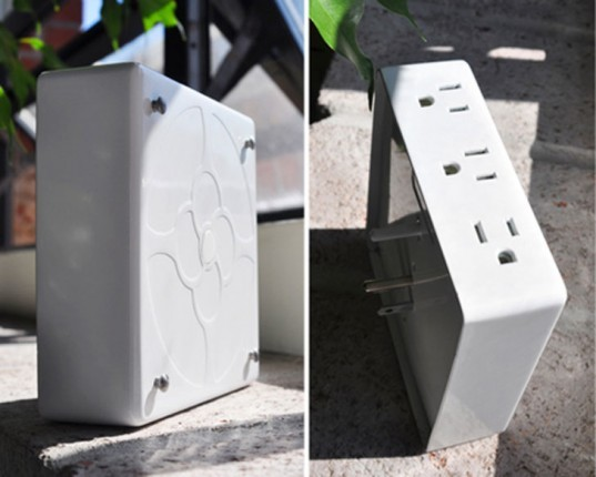 inlet, livingplug, kickstarter, outlet, wall socket, efficiency, child safety, aesthetics