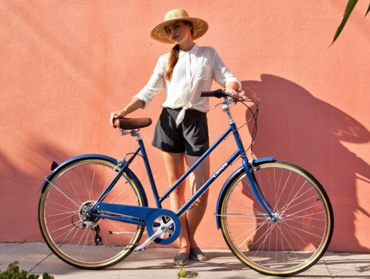 Linus, bicycles, Scout, bikes, alternative transportation, pollution-free, exercise, design, style, personal transportation, travel, giveaway, greenmyride