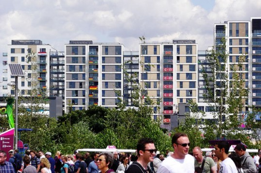London, Olympics, London 2012 Games, Olympic Village, low-income housing, affordable housing, East Village, Get Living London, Delancey, Qatari Diar
