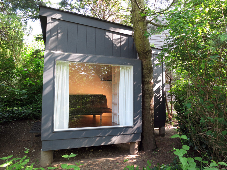 Micro House Inhabitat Green Design Innovation Architecture
