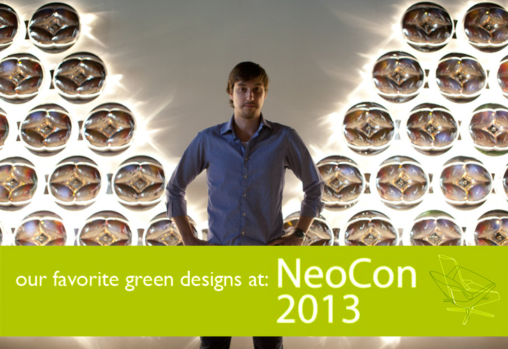 Our Favorite Green Products from NeoCon 2013