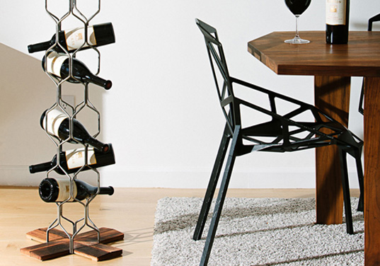 Charmant Pino Solo Wine Rack « Inhabitat U2013 Green Design, Innovation, Architecture,  Green Building