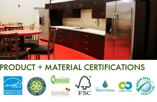 green building certifications, green building labels, green certifications, product green certifications, material green certifications