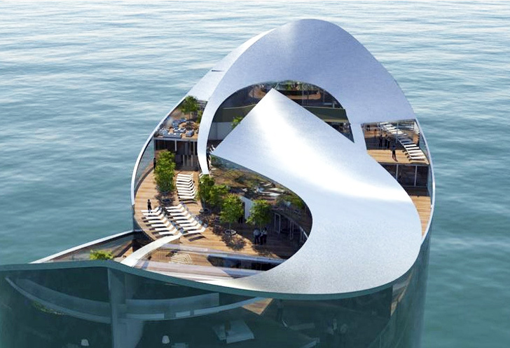 Qatar Unveils Luxurious Off Grid Floating Hotels For 2022 World Cup