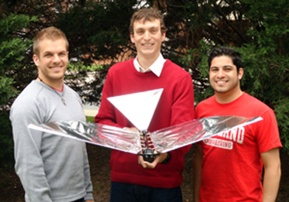 Robo Raven is a Robot That Can Flap its Wings Like a Real Bird