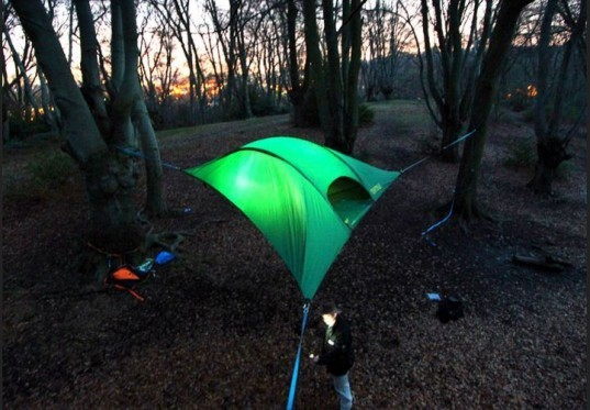 tents, tree tents, camping, treehouses, design, nature, trees, adventure, camping gear, Tentsile, Luminair, Treez Tents, hiking