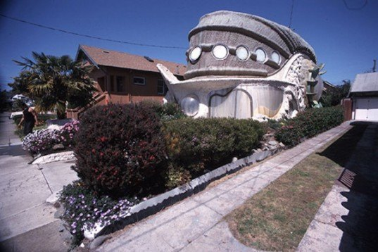 eugene tsui, tsui house, tardigrade, berkeley, california, indestructible, fish house