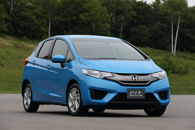 Hondas New Hybrid Powertrain For Small Cars Gets 86 MPG In Japan