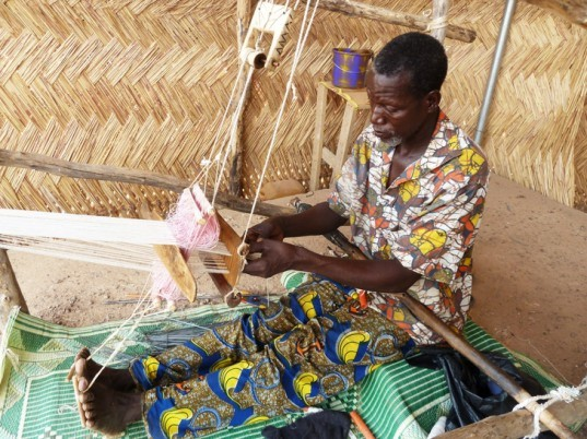AA-AA, AfriqueAuthentique-AuthenticAfrica, African Textiles, Save Our Skills, British European Design Group, Centre for the Development of Enterprise, Burkina Faso, Empowering Locals, West Africa, Eco Textiles, Handwoven, Cotton, ICFF New York, Empowering Africa