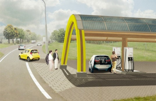 ABB to Build World's Largest Network of Electric Vehicle Fast-Charging Stations in the Netherlands
