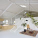 Airhouse Design Office, House in Yoro, recycled warehouse, energy efficient, insulation, white, airy, natural light, Architecture, Daylighting, Green renovation