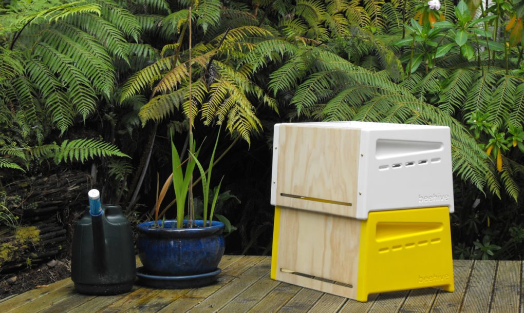 Displaying ad for 5 seconds - 6 Awesome Backyard Beehive Designs Inhabitat - Green Design