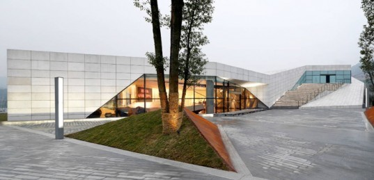Clubhouse, Chongqing, green design, sustainable design, green architecture, green building, spark architects, sustainable architecture, chonquing, china, clubhouse