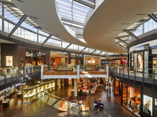 Highpoint Shopping Centre, Grimshaw Architects, eco mall, shopping mall, melbourne, shopping center, daylighting,