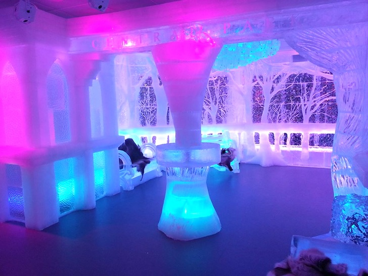 Crazy Minus5 Ice Bar Is New York S Coolest Drinking Spot