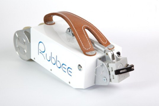 Rubbee, Rubbee electric drive, electric bike, e-bike, green transportation, electric motor, battery, electric drive, bicycles, kickstarter