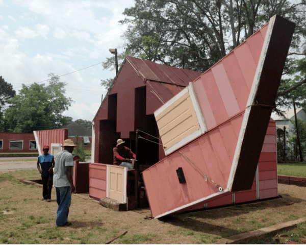 Matthew Mazzotta, York, Alabama, Open House, Theater, Transforming Houses
