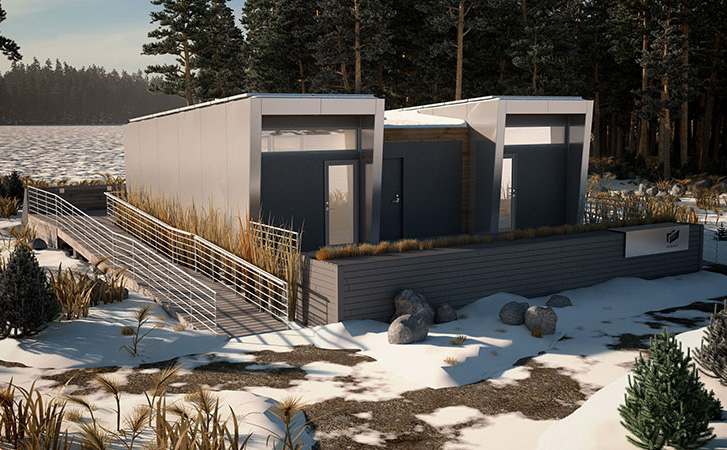 Students In Alberta Have Created A Sustainable Modular