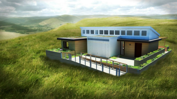 Stanford University's Prefab Start.Home Empowers People to Live More Sustainably