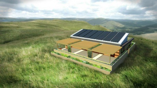 StartHome, Stanford University, solar decathlon, solar home, prefab home, energy core, 2013 solar decathlon