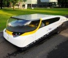 Stella is the World's First Solar-Powered Family Car!