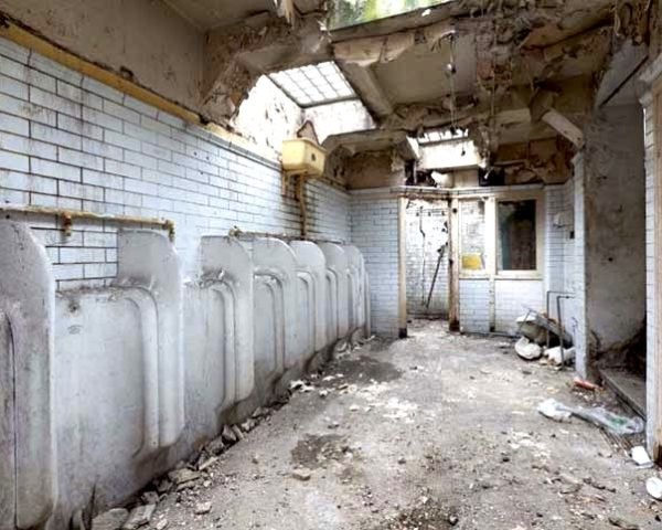 crystal palace, public restroom, lavatory, laura clark, london, renovation. lamp architects