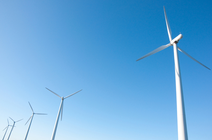 Offshore Wind Turbines Could Power the Entire European Union Four Times Over