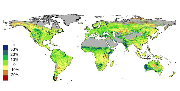 046140d2853d The World s Deserts Are Greening From Carbon Dioxide Fertilization