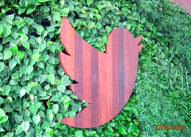 Gsky Unveils Lush Living Wall At Twitter S San Francisco