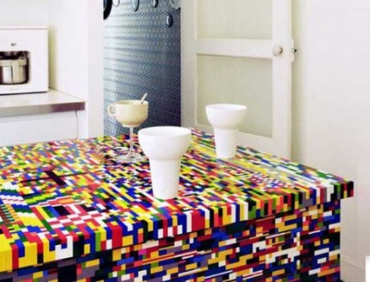 Amazing Life-sized Lego Furnishings That You Can Really Live With ...