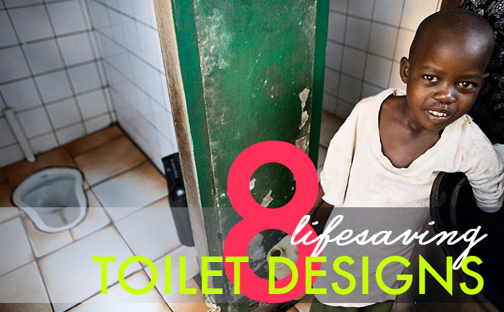 8 toilet designs that could save millions of lives around for Washroom styles in pakistan