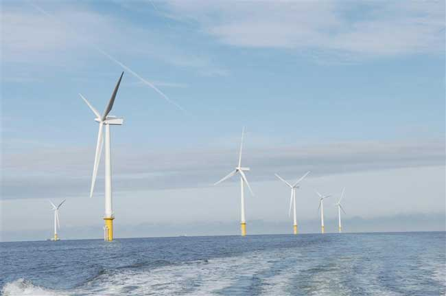 Worlds Largest Offshore Wind Farm Opens in Thames Estuary