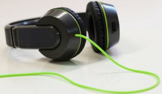 OnBeat, solar-powered headphones, headphones, OnBeat headphones, solar, solar headphones