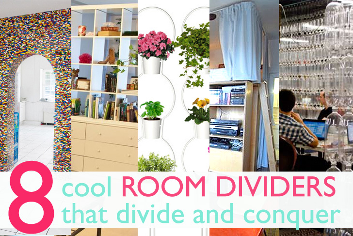 8 Unique Room Dividers to Section Off a Studio Apartment in Style ...