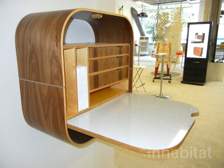 Cleverly designed bed makes this tiny home feel bigger than its 35 ...