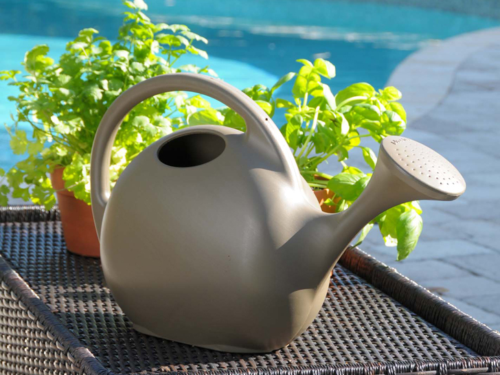 Terracycle Recycled Watering Can Inhabitat Green Design