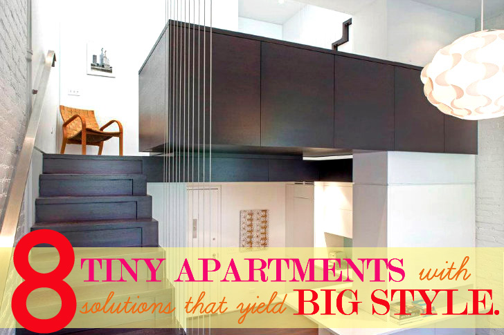 Tiny Apartment | Inhabitat - Green Design, Innovation, Architecture ...