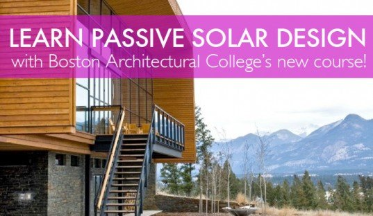Bac Passive Solar Design Course