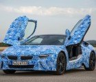 BMW's i8 Plug-in Hybrid Will be the First Production Car to Use Scratch-Resistant Gorilla Glass