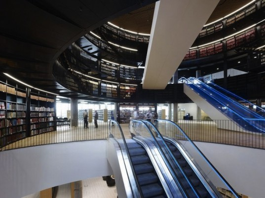 BREEAM Excellent Library of Birmingham to be Europe's Largest Public Cultural Space